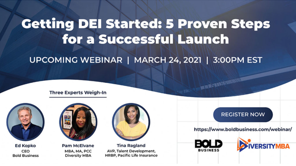 Getting DEI Started: 5 Proven Steps for a Successful Launch